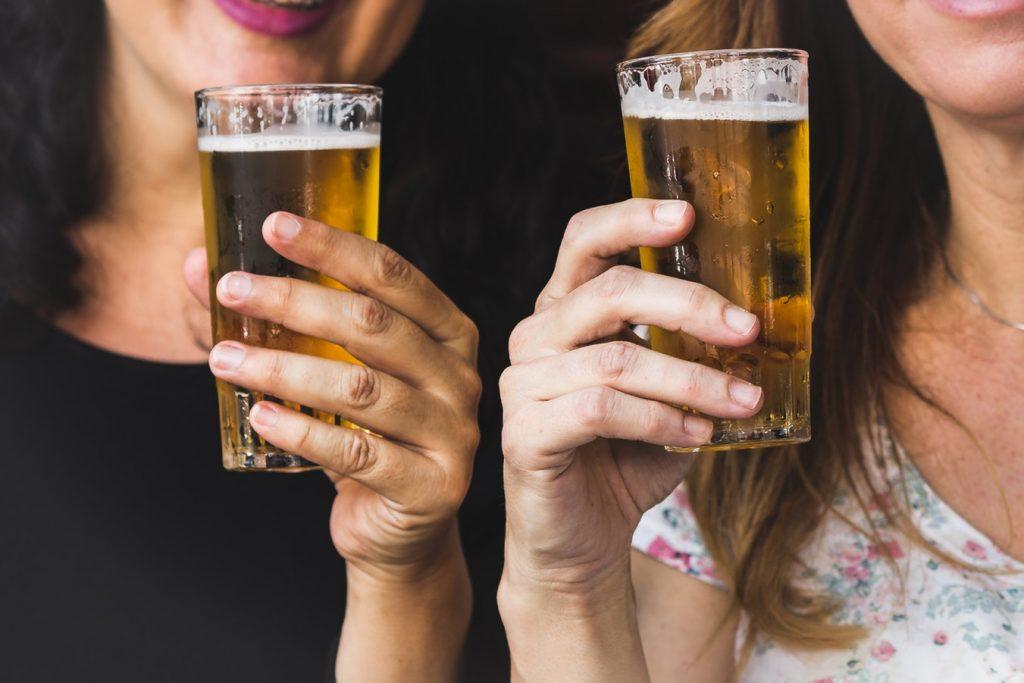 Алкоголь и его влияние на женский организм