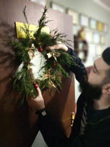 как готовятся зависимые к Новому Году в РЦ Шанс в Харькове