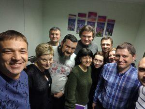Обучение сотрудников РЦ Шанс в Харькове