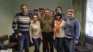 Обучение в Киеве